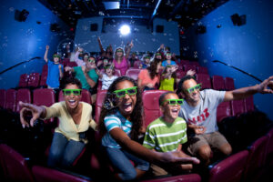 4D theater application