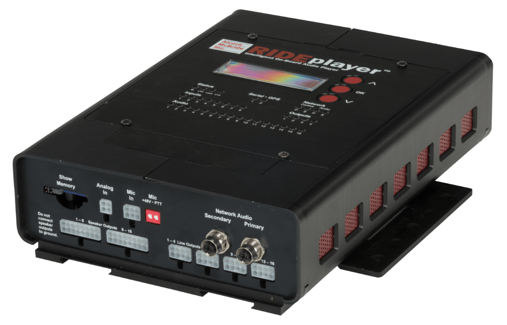 Alcorn RideTraXX Audio Repeater Driver PC
