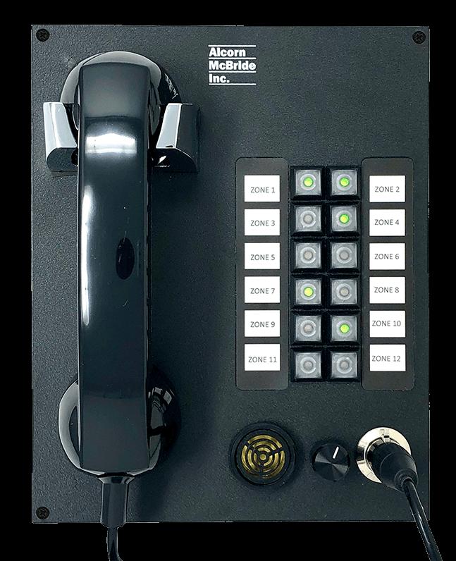 VC12X – Front