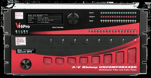 Alcorn TourTraXX Audio Repeater Drivers for PC