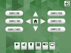 Green Screenshot